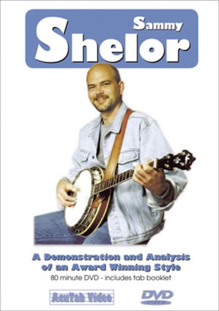 Sammy Shelor Banjo