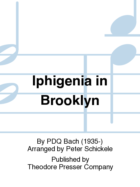 Iphigenia in Brooklyn