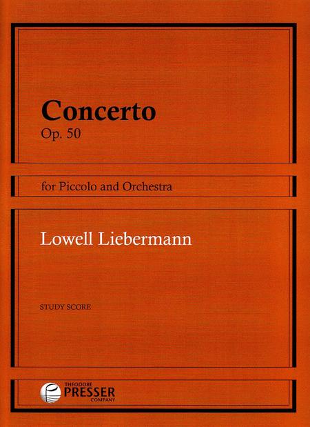 Concerto: Op.50