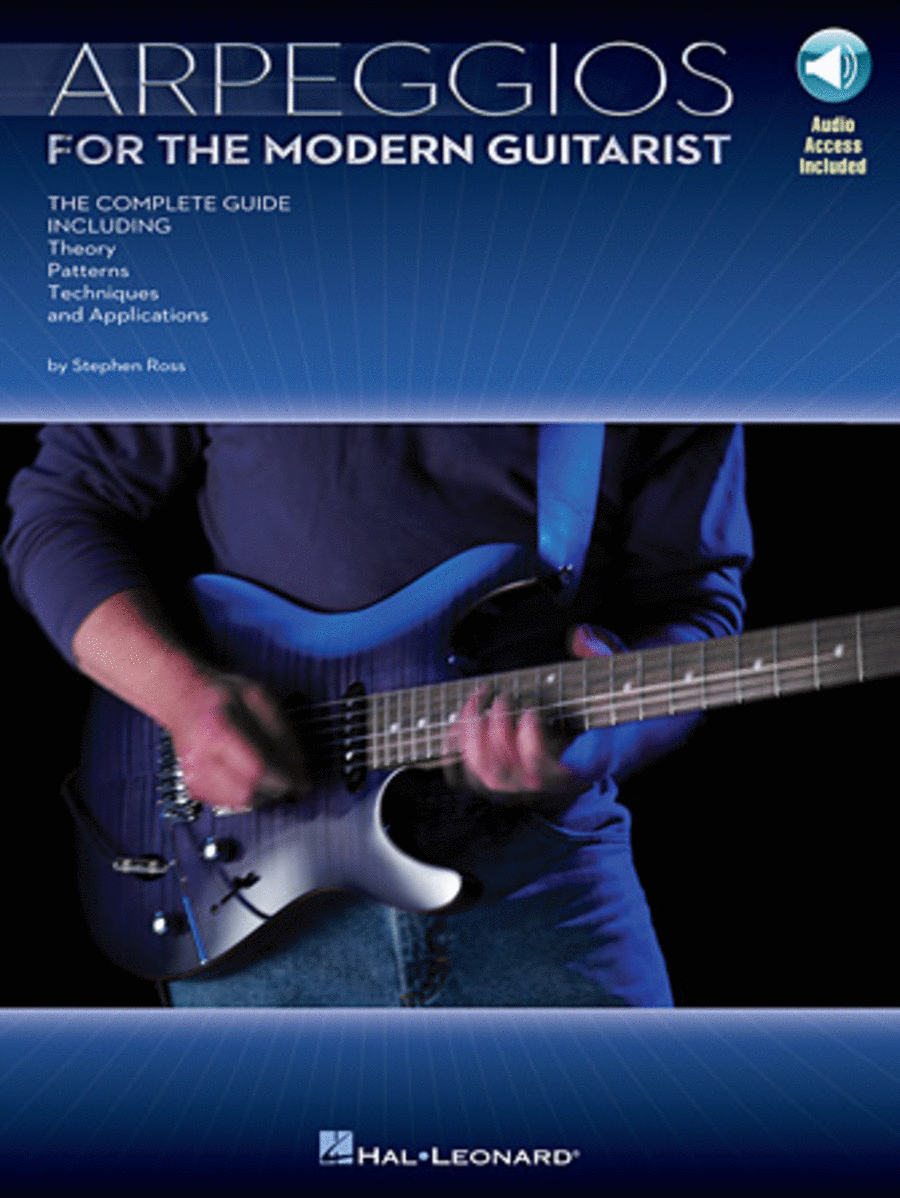 Arpeggios for the Modern Guitarist