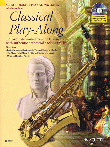 Classical Play-along Alto Saxophone