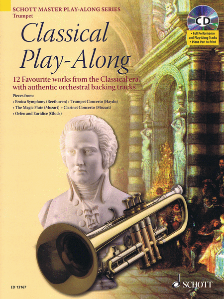 Classical Play-along Trumpet