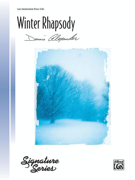 Winter Rhapsody