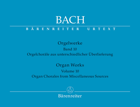 Organ Works, Volume 10