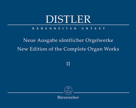 Kleine Orgelchoralbearbeitungen op. 8, Nr. 3 und einzeln ueberlieferte Choralbearbeitungen
