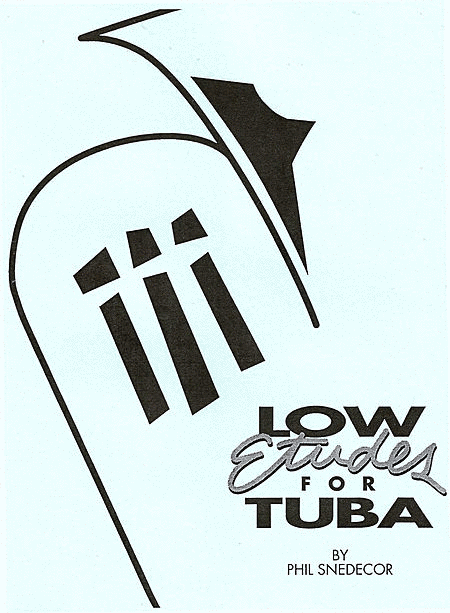 Low Etudes for Tuba