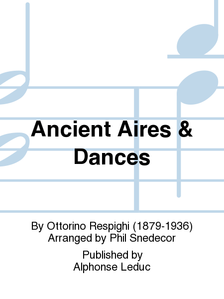 Ancient Aires & Dances