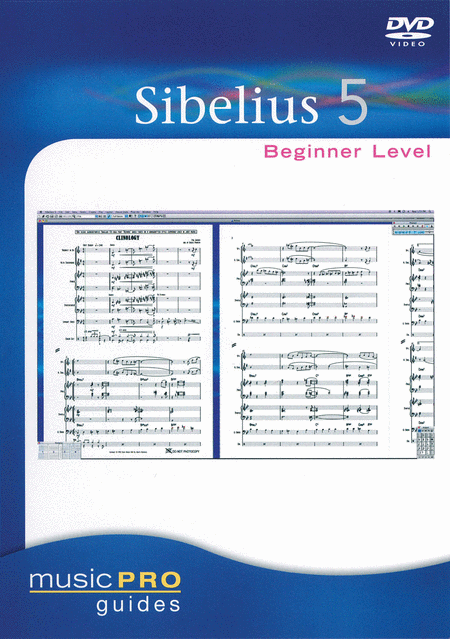 Sibelius 5 Beginner Level