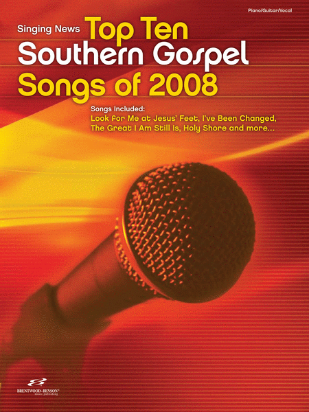Singing News Top 10 Southern Gospel Songs of 2008