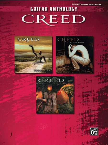 Creed -- Guitar Anthology