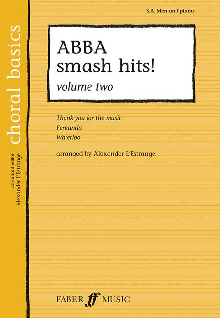 ABBA Smash Hits, volume 2 - SA(B)