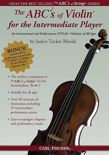 ABCs of Violin for the Intermediate Player