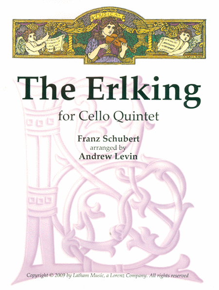 The Erlking for Cello Quintet