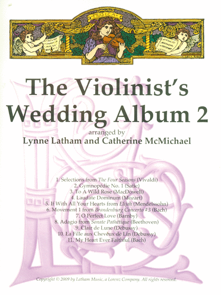 The Violinist's Wedding Album, Volume 2