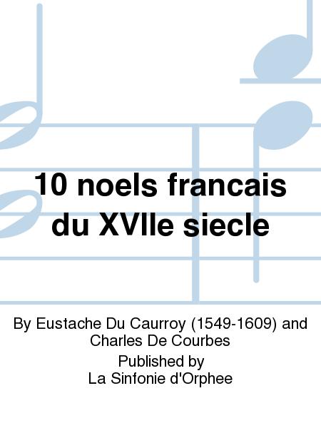 10 noels francais du XVIIe siecle