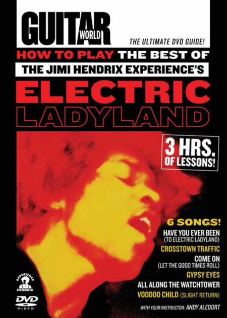 Guitar World -- How to Play the Best of the Jimi Hendrix Experience's Electric Ladyland