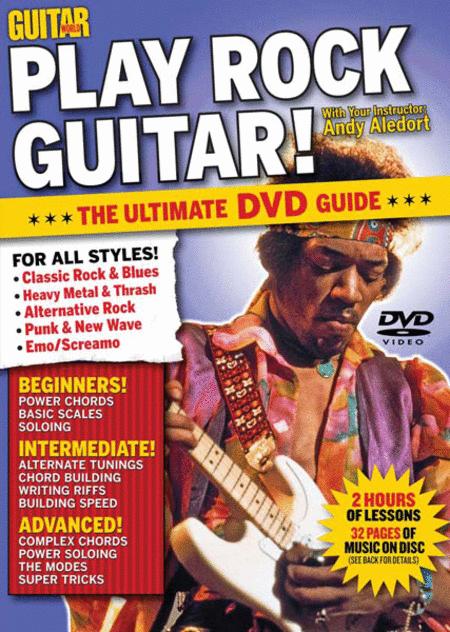Guitar World -- Play Rock Guitar!