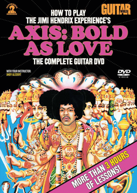 Guitar World -- How to Play the Jimi Hendrix Experience's Axis Bold As Love