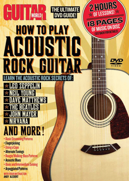 Guitar World -- How to Play Acoustic Rock Guitar