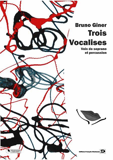 Trois vocalises