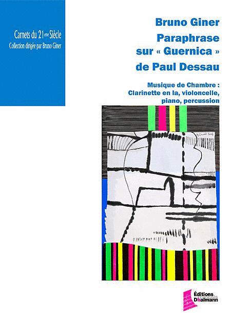 Paraphrase sur 'Guernica' de Paul Dessau