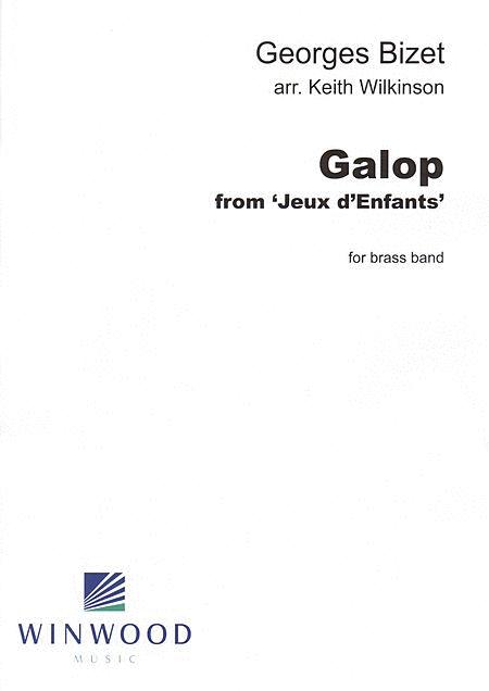 Galop from 'Jeux d'Enfants'