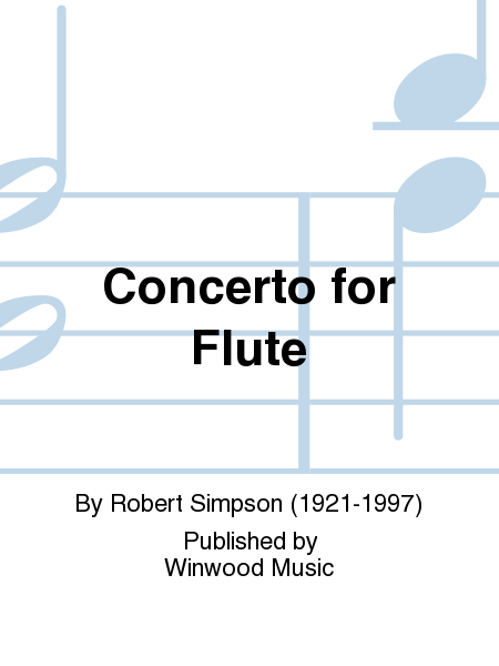 Concerto for Flute