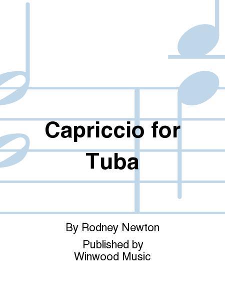 Capriccio for Tuba