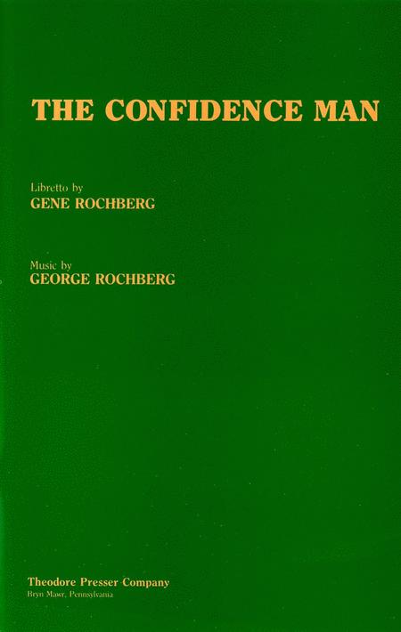 The Confidence Man - Libretto