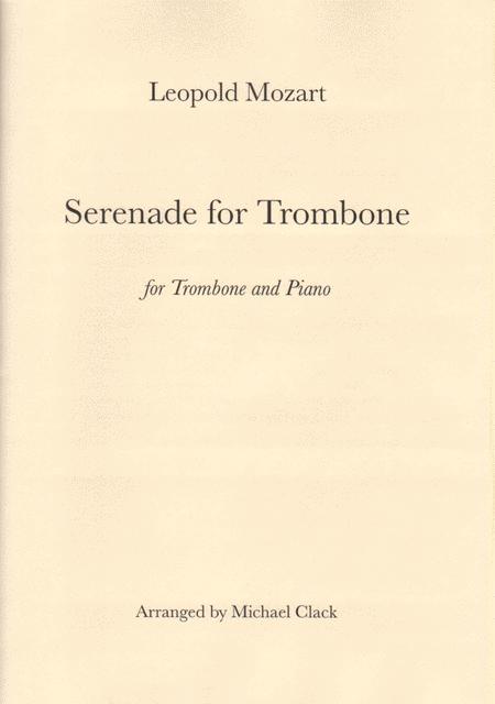 Serenade for Trombone