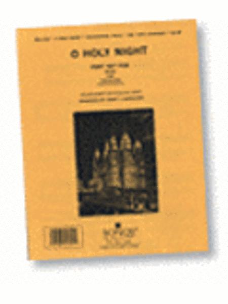 O Holy Night - part set