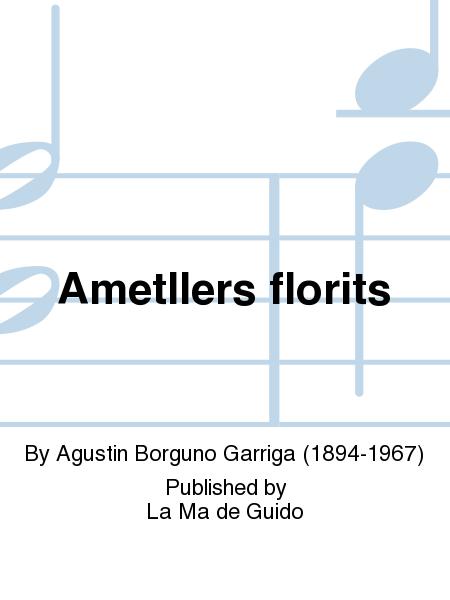 Ametllers florits