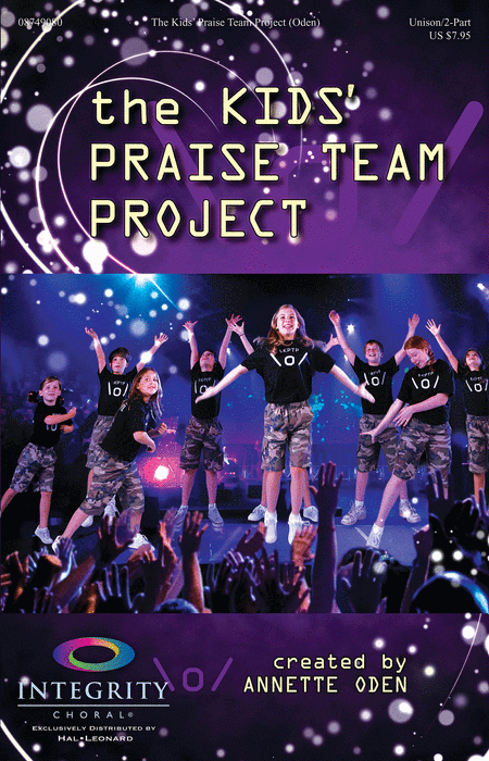 The Kids' Praise Team Project