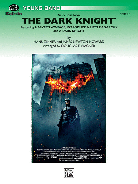 Selections from The Dark Knight (score only)