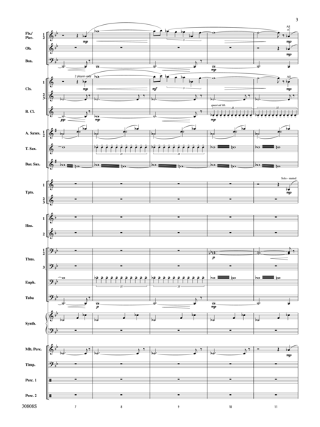 Suite from Indiana Jones and the Kingdom of the Crystal Skull (score only)