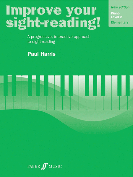 Improve Your Sight-reading! Piano, Level 2