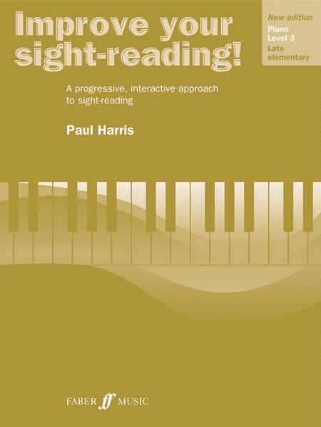 Improve Your Sight-Reading! Piano