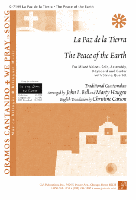 La Paz de la Tierra / The Peace of the Earth - Guitar edition