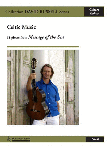 Message of the Sea, Celtic Music for Guitar, Volume 1