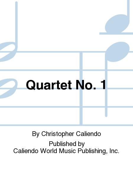Quartet No. 1