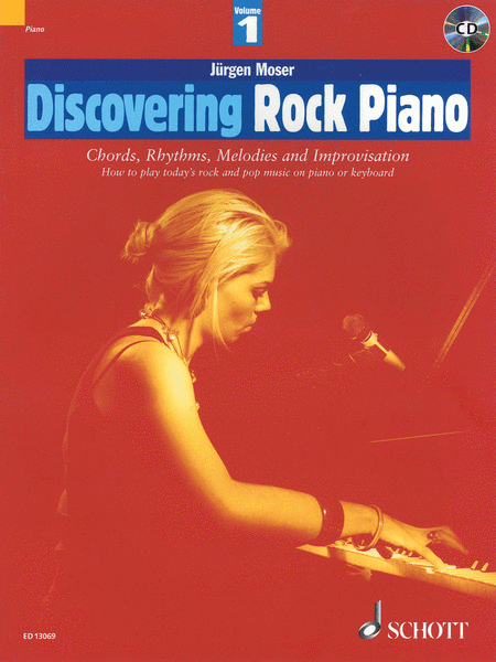 Discovering Rock Piano - Volume 1