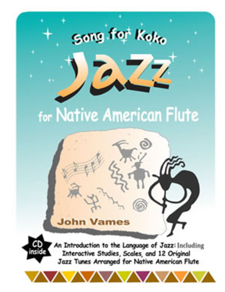 Songs for Koko, Jazz for Native American Flute