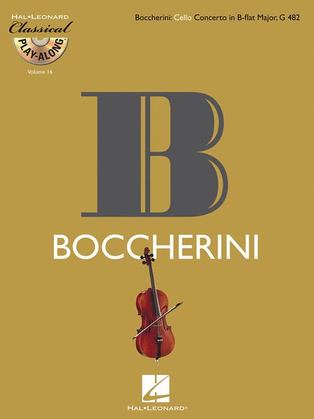 Boccherini: Cello Concerto in B-flat Major, G482