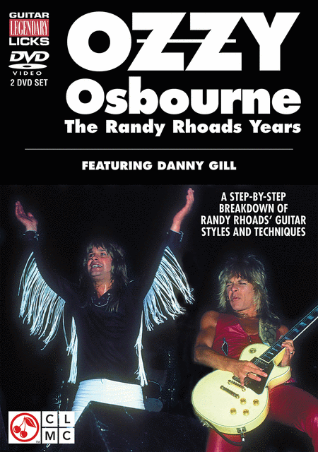 Ozzy Osbourne - The Randy Rhoads Years