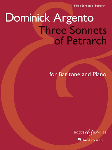 Three Sonnets of Petrarch
