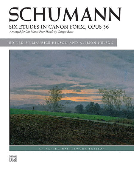 Six Etudes in Canon Form, Op. 56