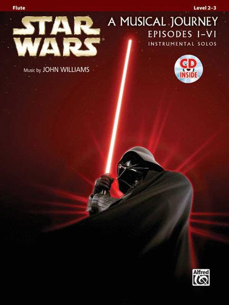 Star Wars I-VI Instrumental Solos - Flute