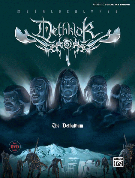 Dethklok -- The Dethalbum