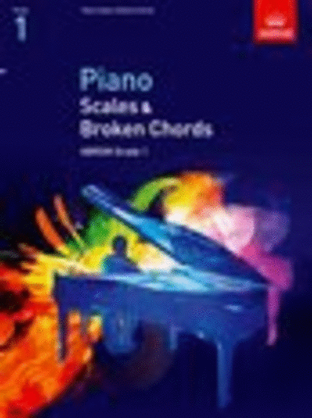 Scales and Arpeggios for Piano Grade 1