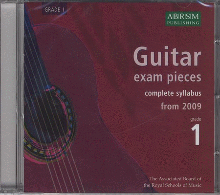 Guitar Exam Pieces Grade 1 (CD)